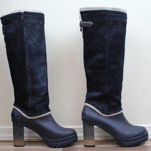 SOREL   Medina IV Premium Calf Hair Leather Boots